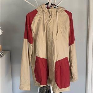 Wolf&man jacket